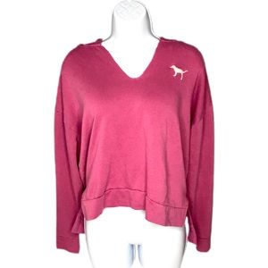 Pink Victoria's Secret | Pull over Sweater